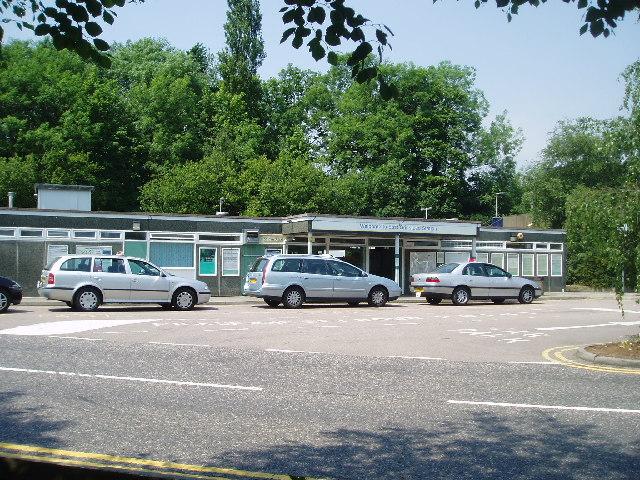 East Grinstead Station