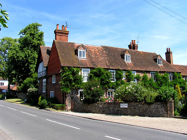 Cottage: Whitchurch-on-Thames