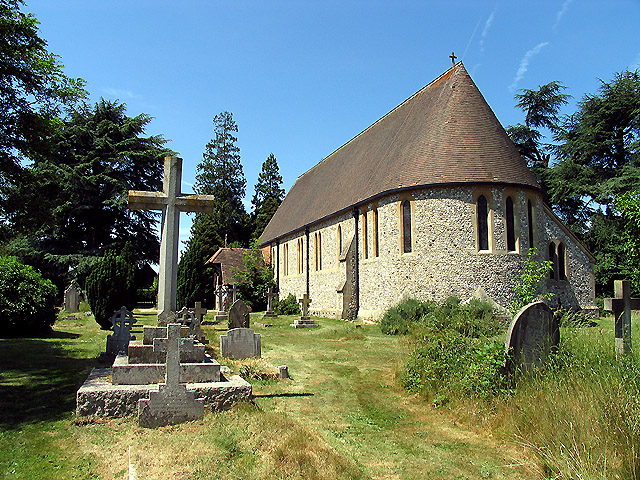 Church : Whitchurch Hill