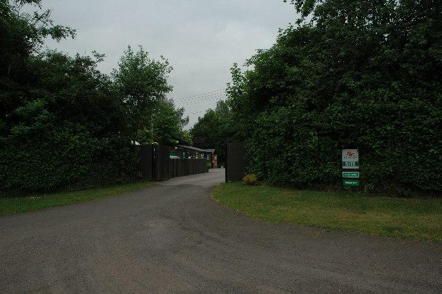 High Onn Caravan Park