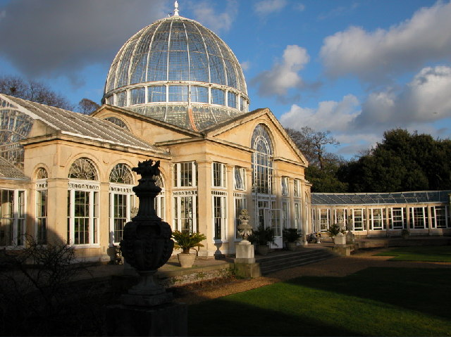 The Great Conservatory - Syon Park
