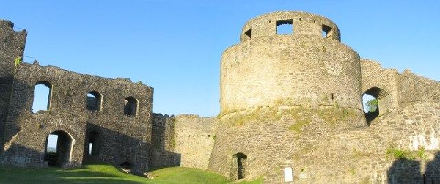 Dinefwr Castle, Dinefwr Park near Llandeilo