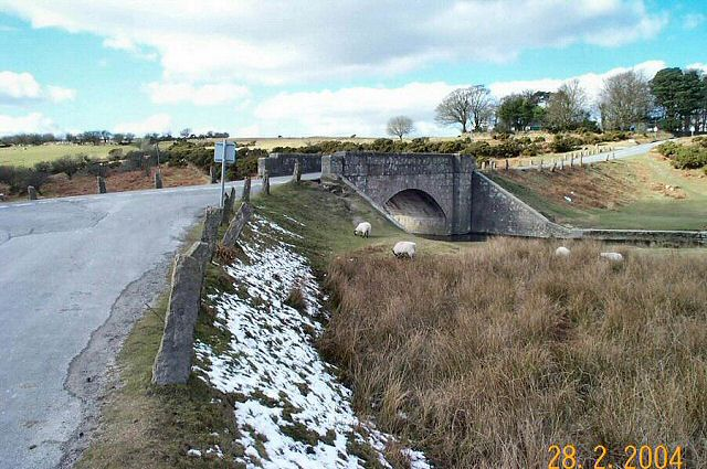 Cadover Bridge - Dartmoor
