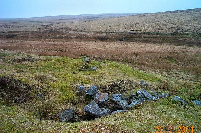 Wheal Prosper - Dartmoor
