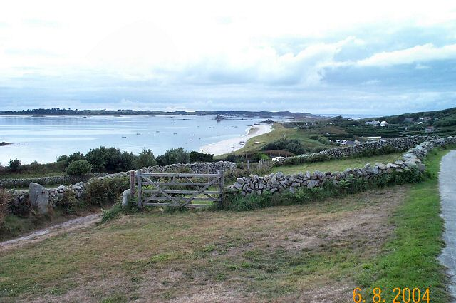 Middle Town - St Martin's, Scilly