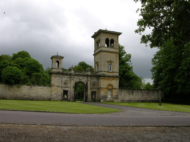 Gate House, Bowood Golf and Country Club