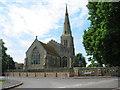 TL1671 : All Saints Church, Ellington by Stuart and Fiona Jackson