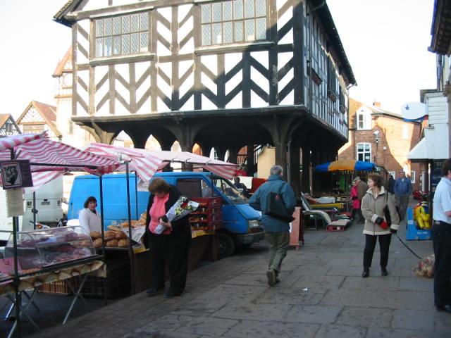 Market House, Ledbury