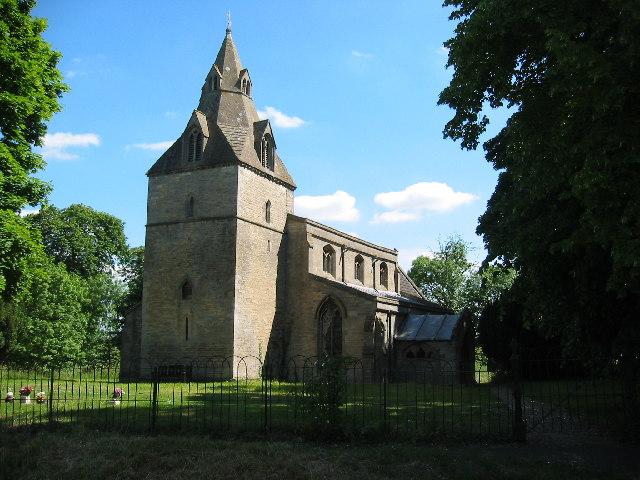 St Thomas Anglican Church, Burton le Coggles, Lincolnshire