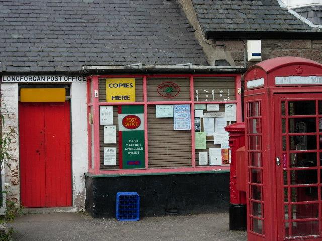 Longforgan Post Office