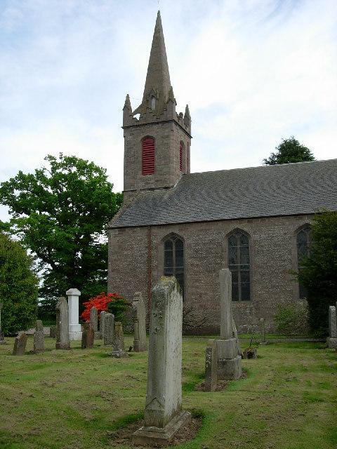Liff Church