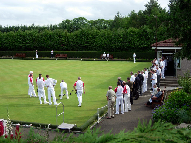 Muirhead and Birkhill bowling club