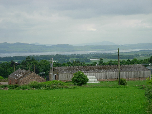 Stoneygroves farm near Liff