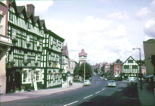 The Feathers Hotel, Ledbury (1965)