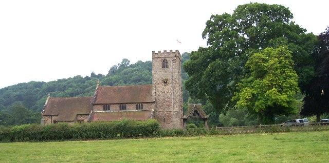 Morville Church