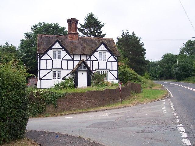 Morville, Shropshire