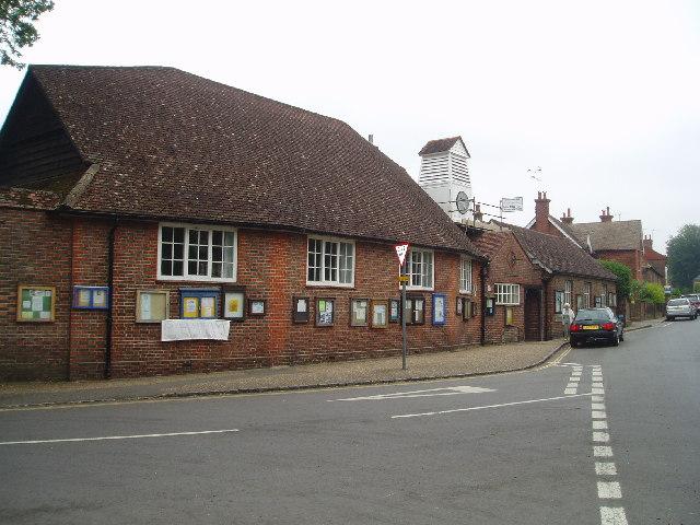 Hapstead Village Hall
