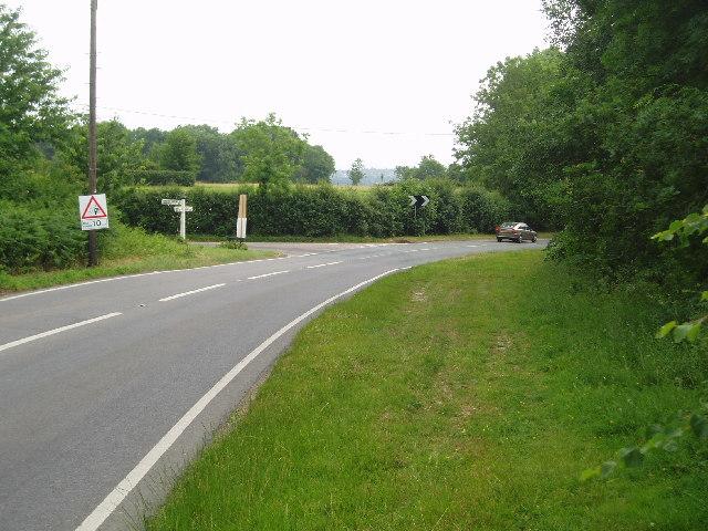 Stone Cross near Lindfield