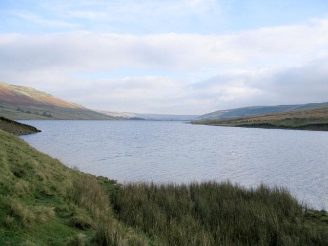 Scar House Reservoir Nidderdale