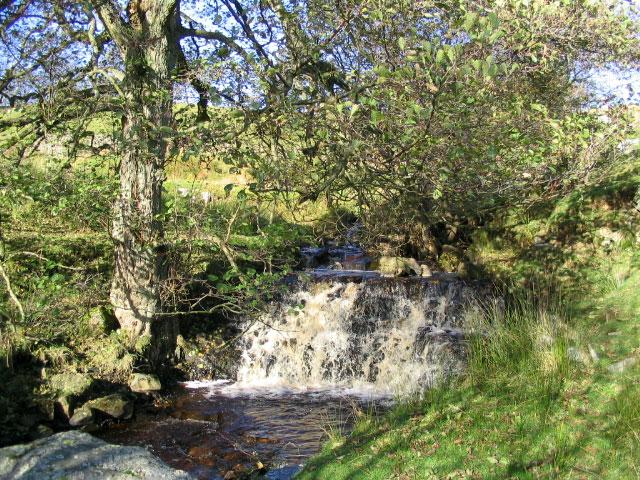 Stand Sike Waterfall