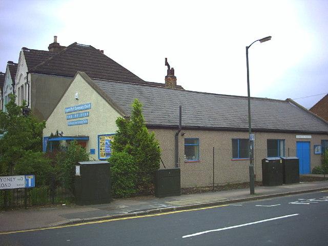 Raynes Park Community Centre.