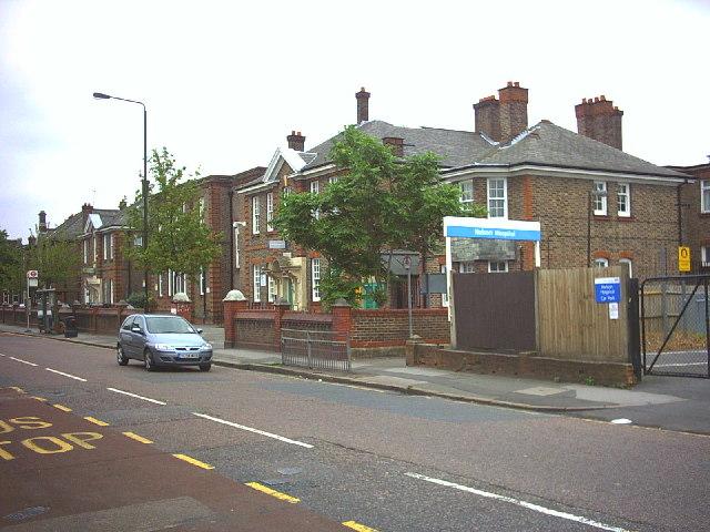 Nelson Hospital, Kingston Road (A238)