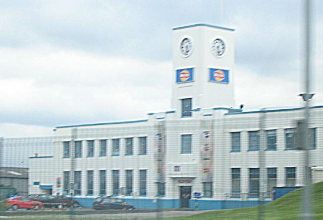 Walkers Crisp Factory, Fforestfach, Swansea