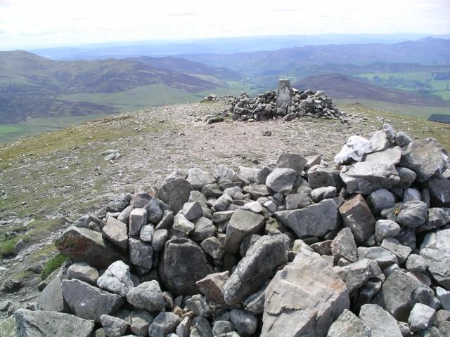 Carn Liath : Munro No 181