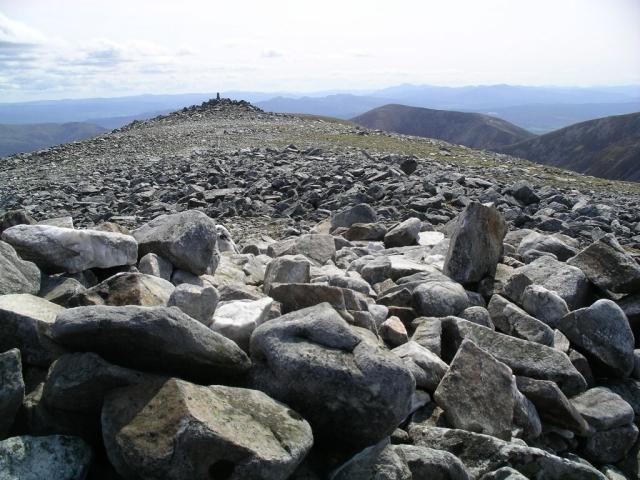 Carn nan Gabhar : Munro No 32