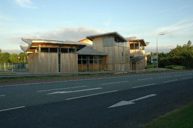 Peace Centre, Warrington