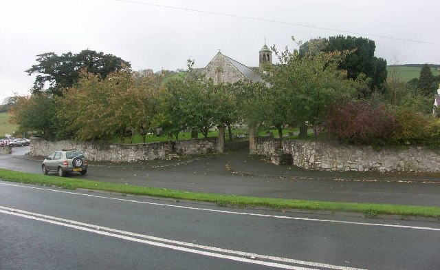 Llanferres Parish Church