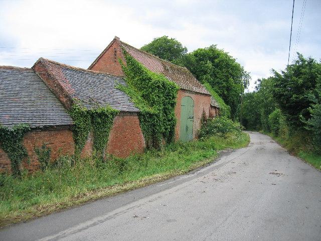 Barns of Kington Grange