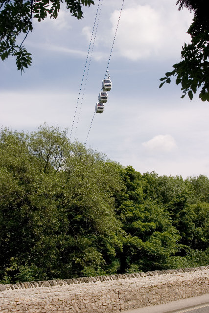 Matlock Cable Cars