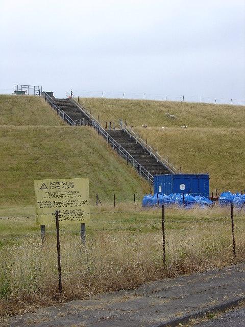 Queen Elizabeth II Storage Reservoir