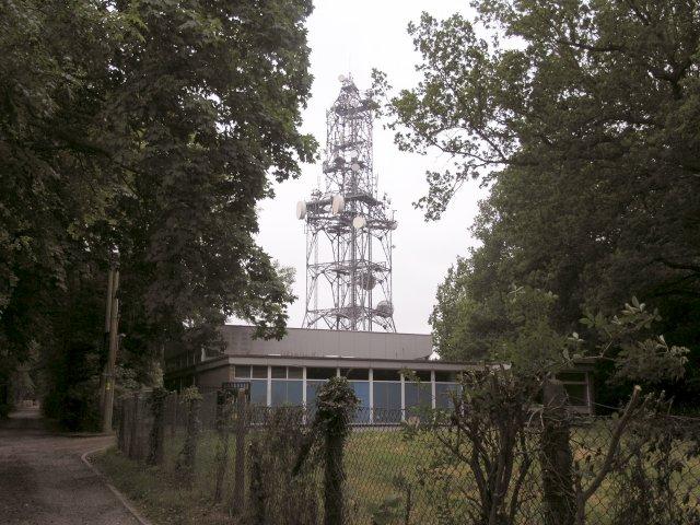 Vigo Telephone Exchange & Radio Mast