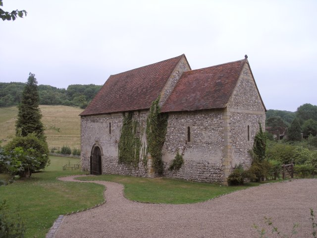 Dowde (or Dode) Church