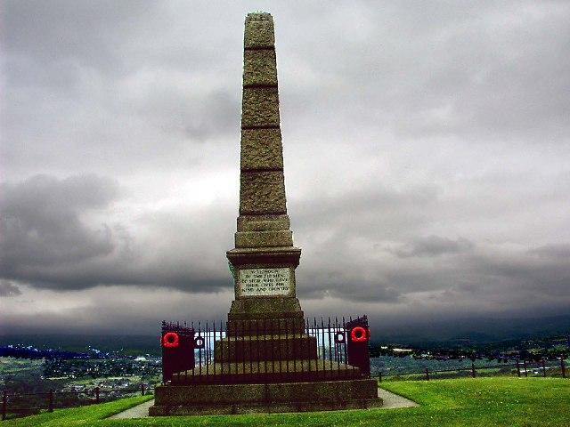Hyde cenotaph