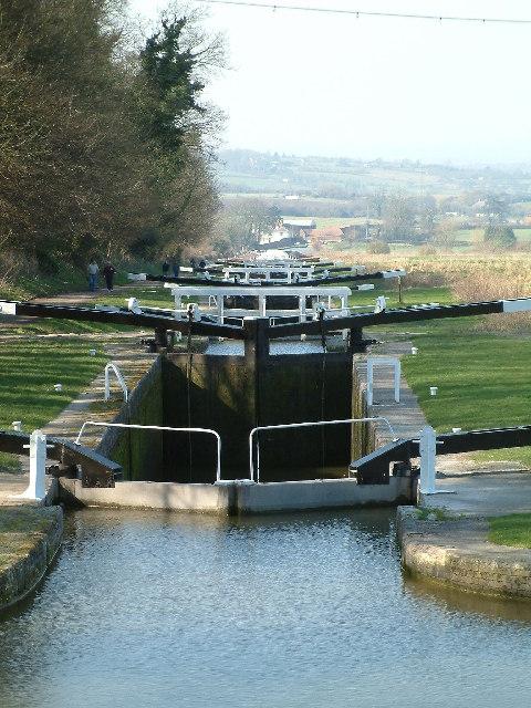Caen Locks, Devizes