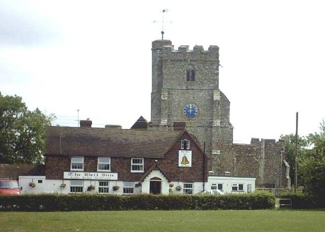 Ivychurch Church and Pub