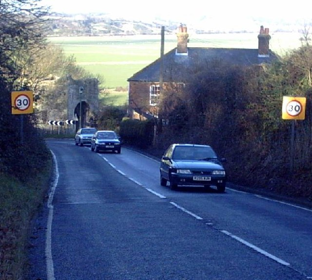 A259 at Winchelsea