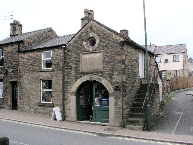 Hearse House, Chapel-en-le-Frith