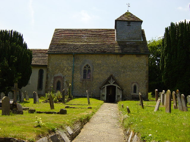 St John the Baptist, Clayton