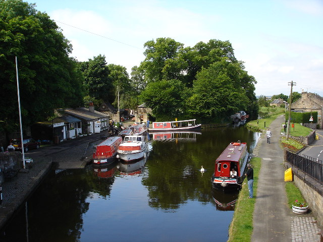 Canal Basin Linlithgow