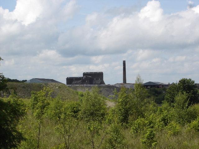 Brickworks, Armadale, West Lothian