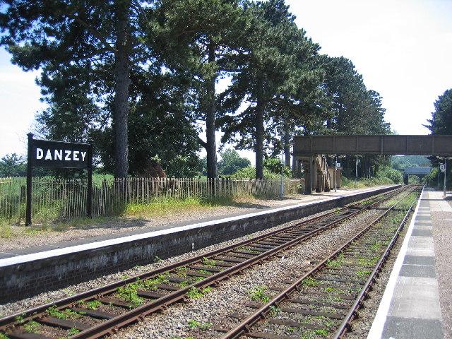 Danzey Green