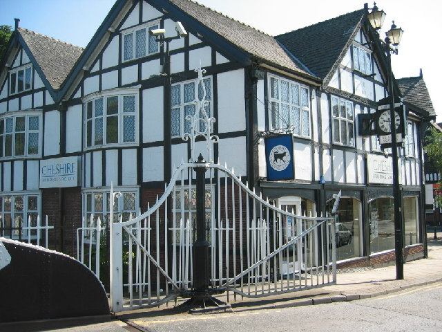 Cheshire Building Society, Bull Ring, Northwich