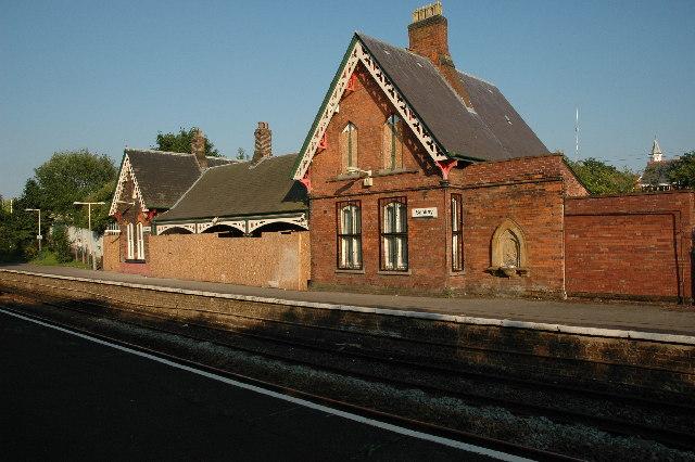 Sankey Station