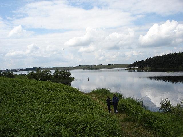 Hillend Reservoir North Lanarkshire
