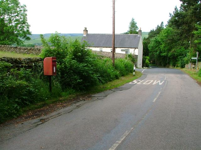 Post Box, Snaisgill Road