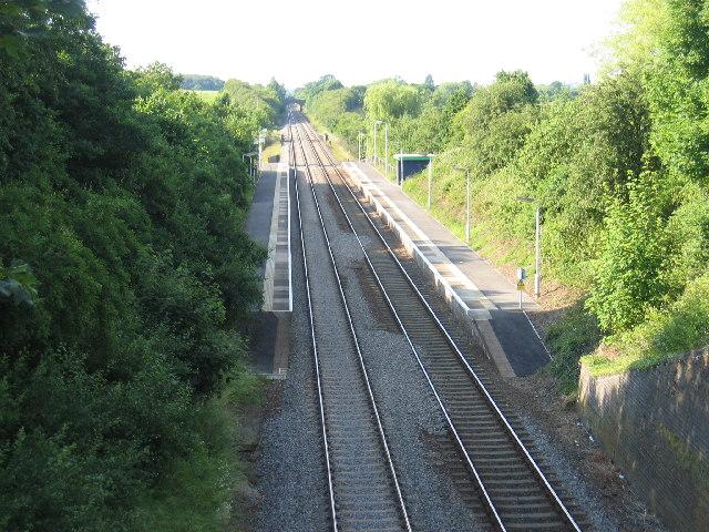 Wootton Wawen Station